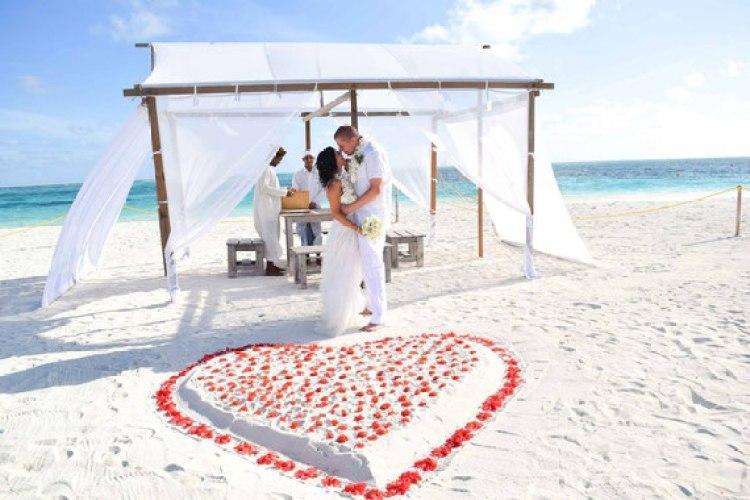 Bryllupsrejser til Mauritius