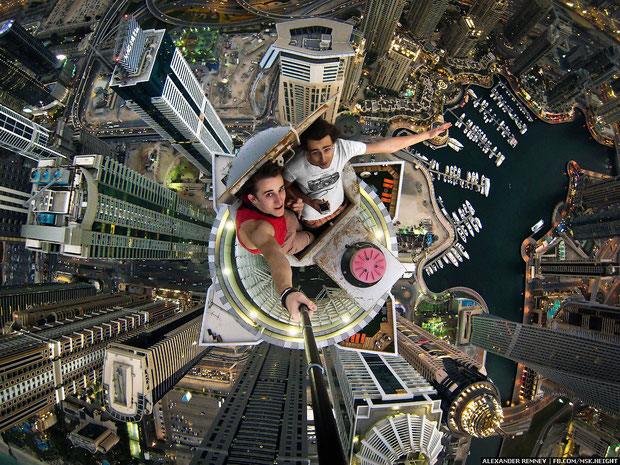 20 Images That Will Make Your Heart Stop © Alexander Remnev