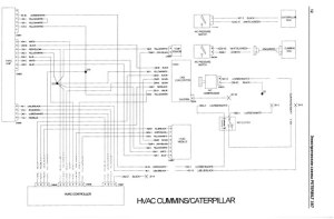 56 Peterbilt wiring schematic PDF  Truck manual, wiring
