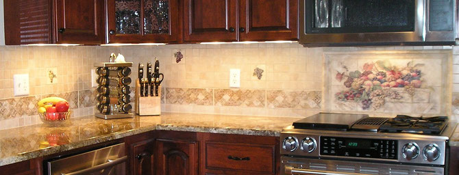 Design & Inspiration For Tile & Countertop Projects