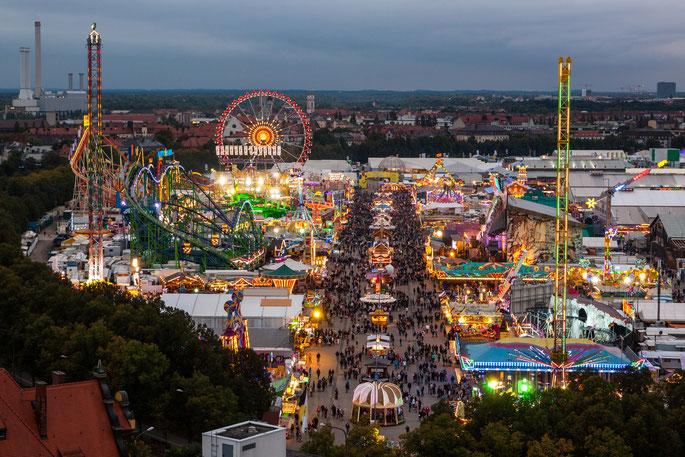 , Oktoberfest bei NachtDetektei München, Detektiv München, Privatdetektiv München