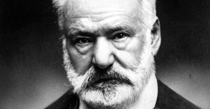 Der französische Schriftsteller Victor Hugo (1802-1885) verewigte den berühmten Detektiv Vidocq in seinem Meisterwerk