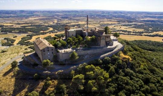 Resultado de imagen para monasterio del pueyo barbastro