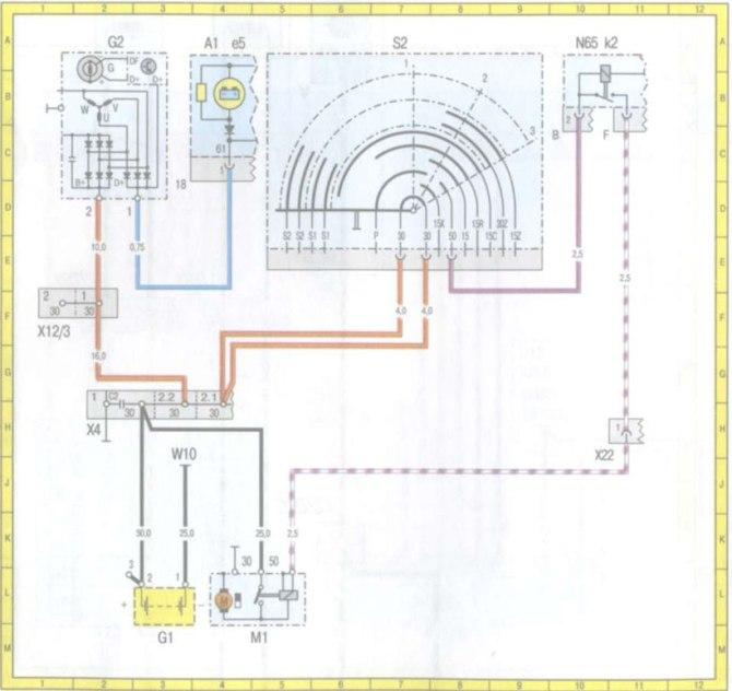 mercedes w210 wiring diagrams  car electrical wiring diagram