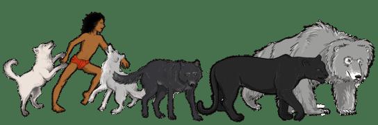 Bildergebnis für wölflinge