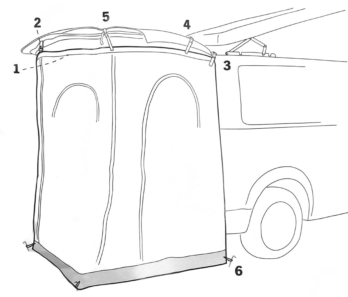 55 Amp Camper Wiring Diagram
