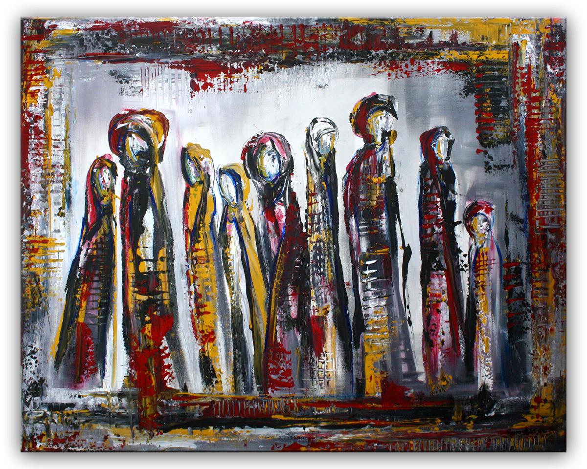 Figuren Malen Lernen Im Landschaftsbild Von Dan Schultz Wie Malt