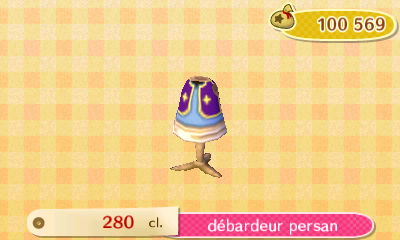 le style folklorique acnl in seika