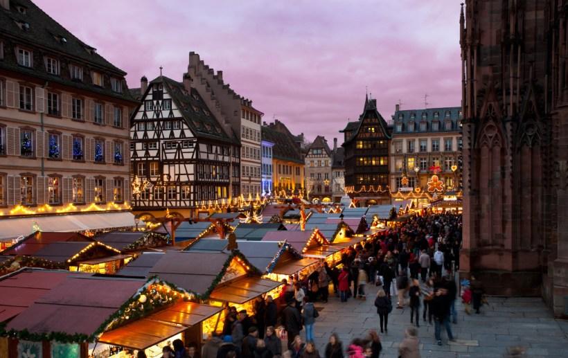 christmas city breaks in europe s best destinations - Best Christmas Vacation Destinations