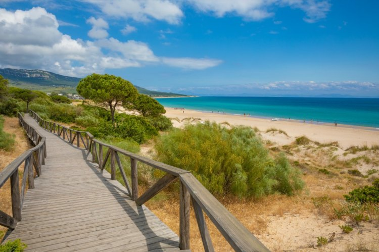 Best beaches in Europe - Bolonia beach in Tarifa Cadiz Copyright  Quintanilla