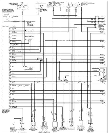 2003 infiniti qx4 wiring diagram  67 mustang ignition