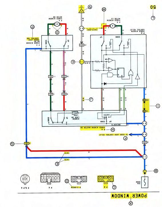 toyota land cruiser wiring diagrams  car electrical wiring