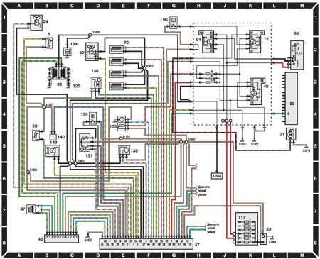 ford escort wiring diagrams  car electrical wiring diagram