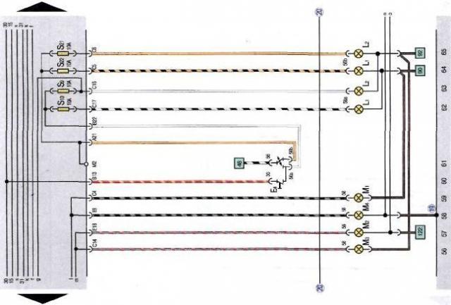 vw golf 2 wiring diagrams  car electrical wiring diagram