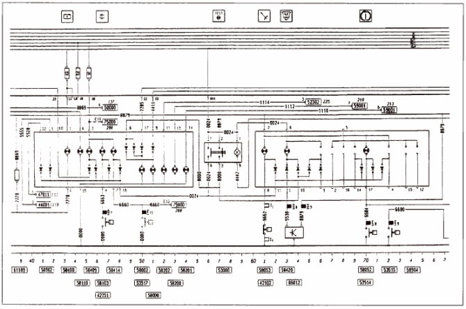 iveco eurocargo truck wiring diagrams  car electrical