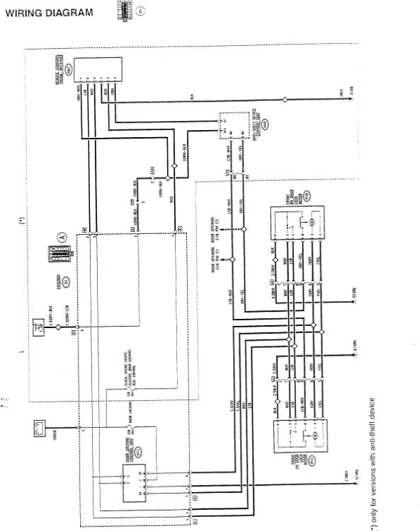 alfa romeo 146 wiring diagrams  car electrical wiring diagram