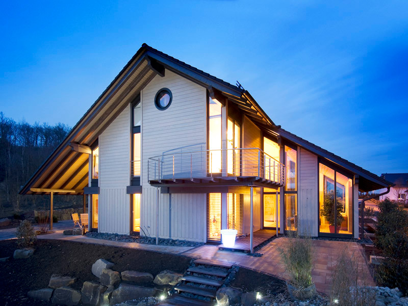 Bespoke Luxury Contemporary Houses - Stommel Haus UK