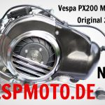 Original Engine Px 200 Vespa Px 200 Motor By Vespmoto