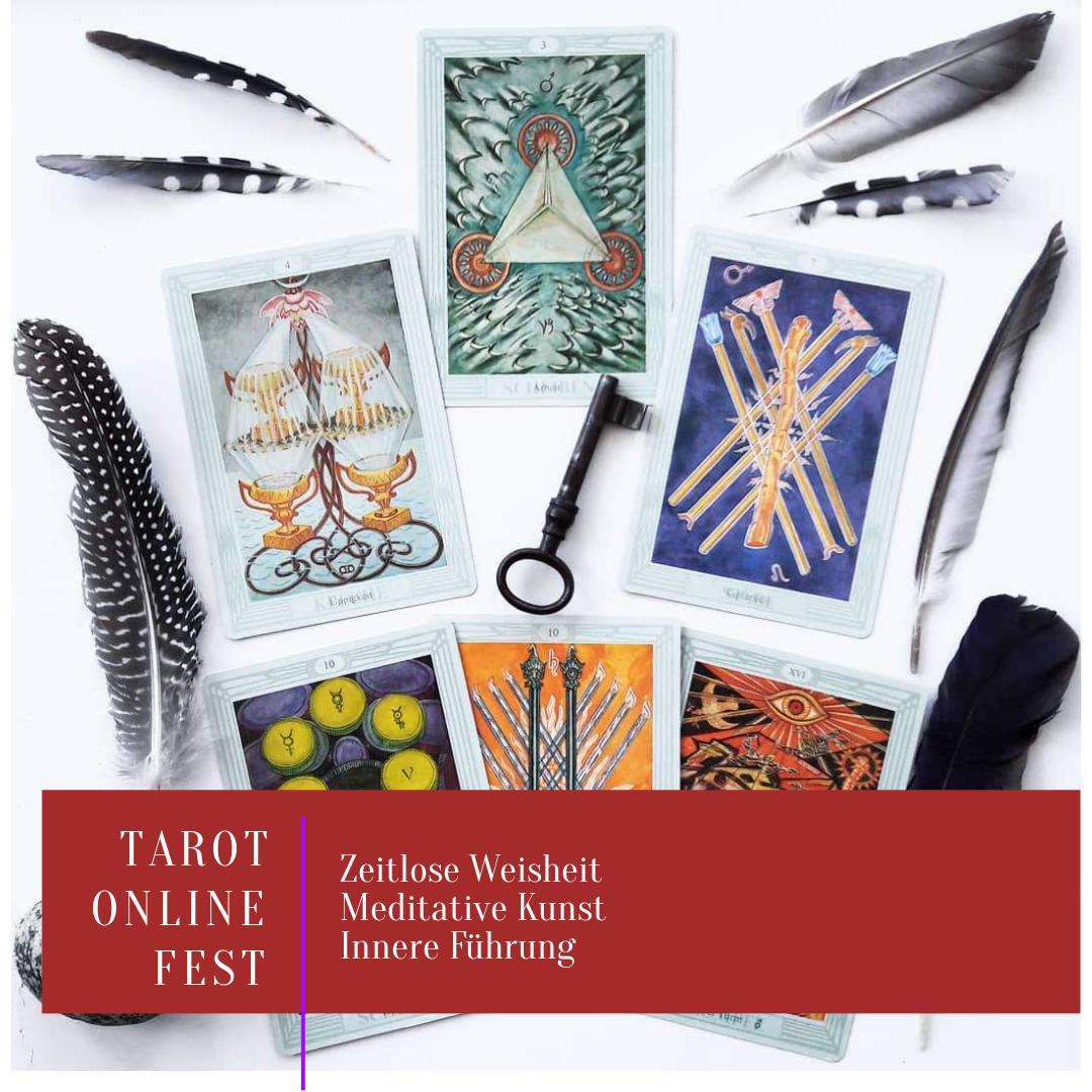 Online Tarot Fest 3 Workshops Fur Alle Level