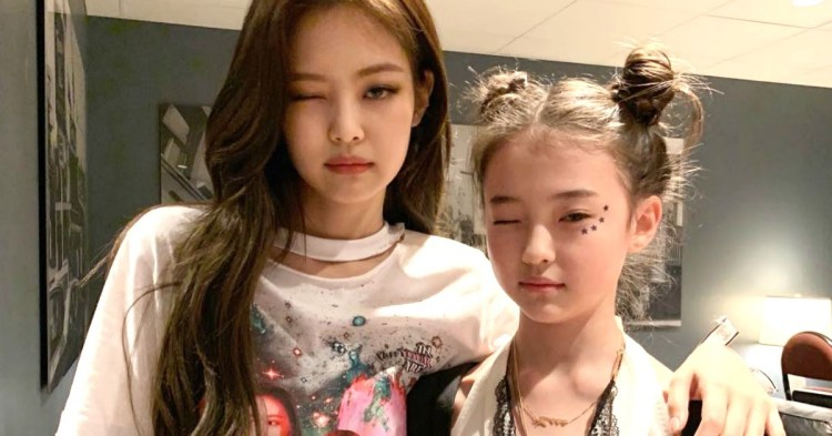 Celebrities Who Have Been Said To Look Like BLACKPINK ...