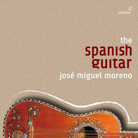 THE SPANISH GUITAR [스페인의 기타: 글로사 레코딩 1991-2004 - 호세 미구엘 모레노]