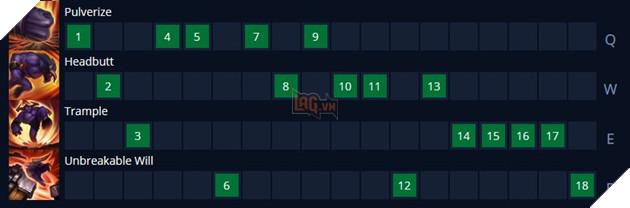 LMHT: Hướng dẫn cách lên đồ mới và bảng ngọc Alistar mạnh nhất Mùa 11 Tiền Mùa Giải 2021 12