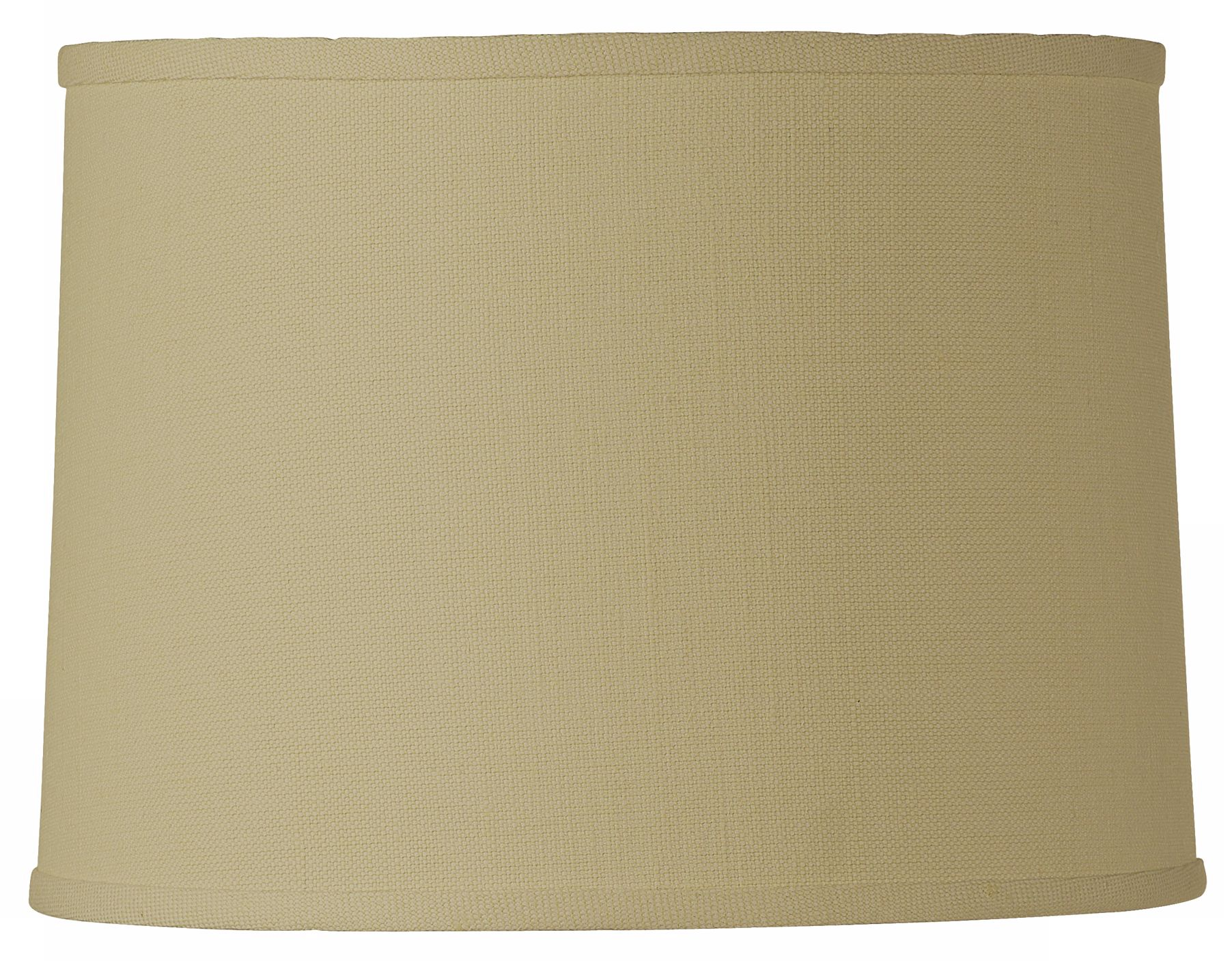 Hardback Drum Cream Linen Lamp Shade 15x16x11 (Spider)