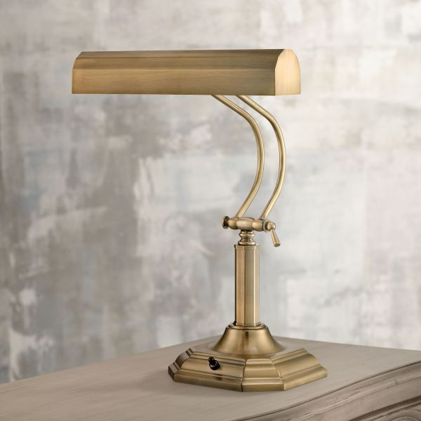 Brass   Antique Brass  Banker   Piano  Desk Lamps   Lamps Plus Lite Source Piano Mate Antique Brass Desk Lamp