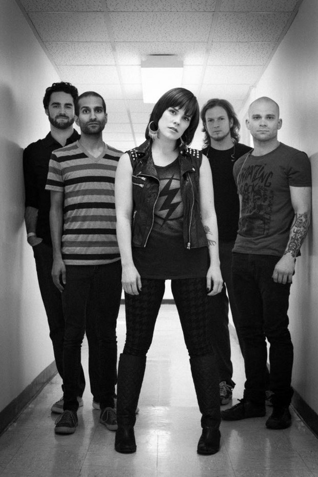 Flyleaf Band Members Discuss Life Imitating Art With New Album Singer