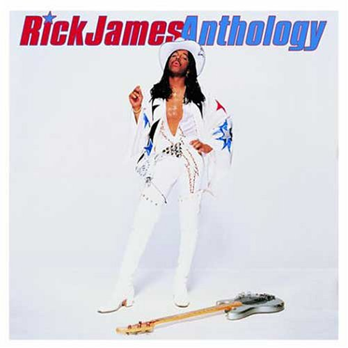 Mary Jane Rick James Cd Covers