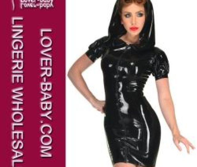 Sexy Evening Night Party Pvc New Lady Dress L