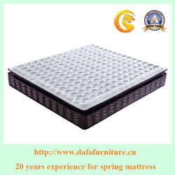Pocket Spring Foam Mattress With Midum Firm Euro Top Hotel Furniture