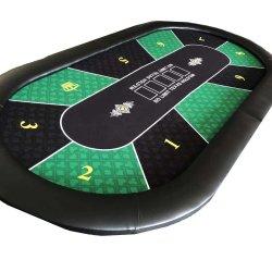 personnalisee table de poker de chine