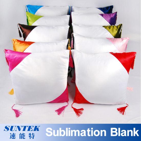 various sublimation pillow case cushion