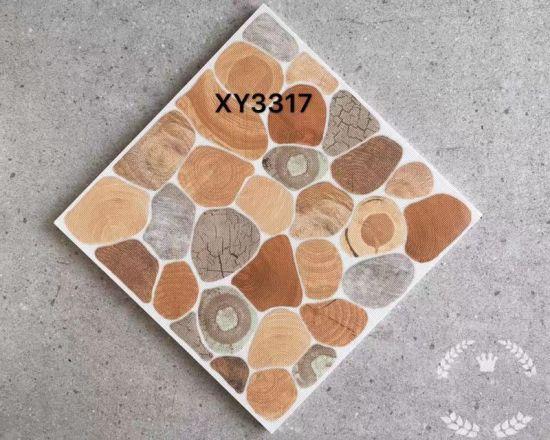 12x12 stone look garden outdoor ceramic
