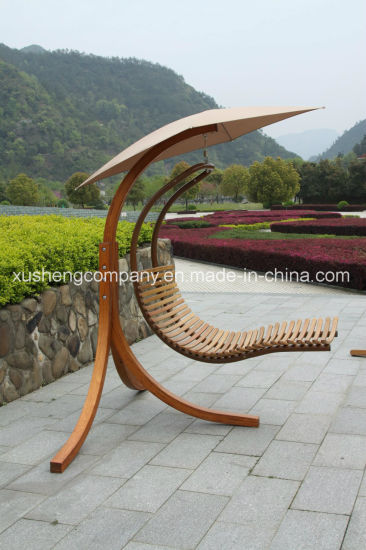 Wood Frame Outdoor Balcony Garden Patio Hanging Swing Chair China Garden Swing Chair Hang Chair Made In China Com