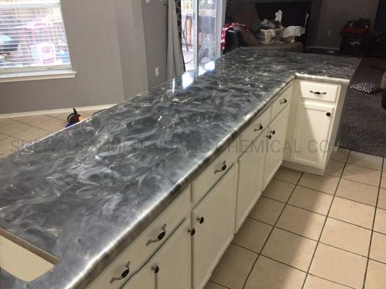 concrete countertop epoxy coating