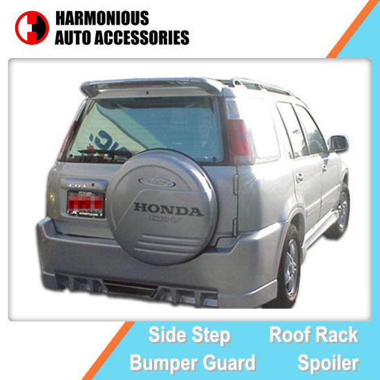 auto accessory sculpt parts roof spoiler for honda cr v 1996 1999 2002 2004 crv
