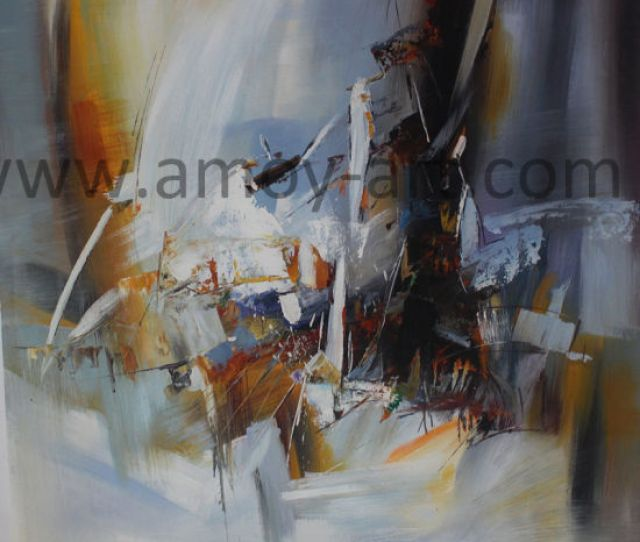 Modern Decorative Paintings Abstract Style Wall Art For Decoration