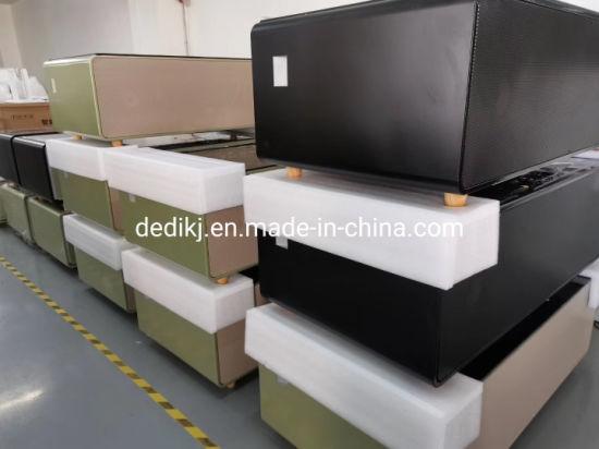 mobile tea table with fridge smart