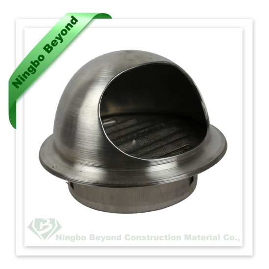 hot item kitchen exhaust air stainless steel vent cap