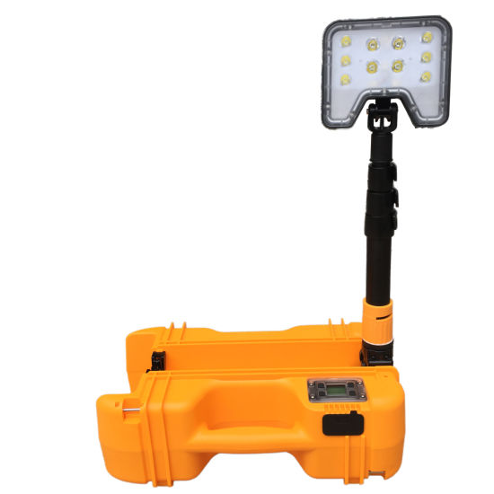 portable led work light remote area