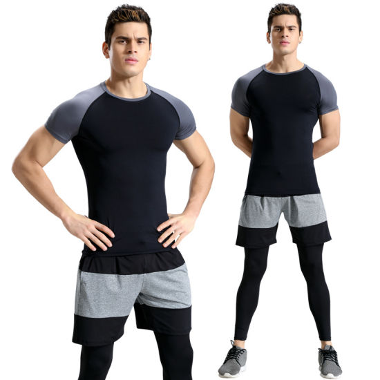 Image result for sport compression shirt men