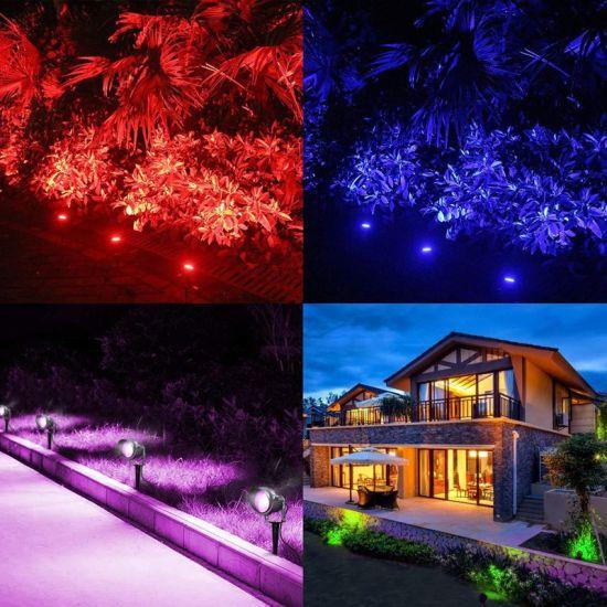 china smart bluetooth wifi led lawn