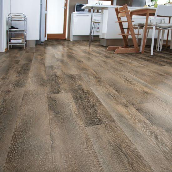 hot item cheap price deco floor plastic spc flooring decoration vinyl floor tile