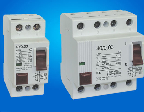 China Nfin RCD Residual Current Device, Circuit Breaker