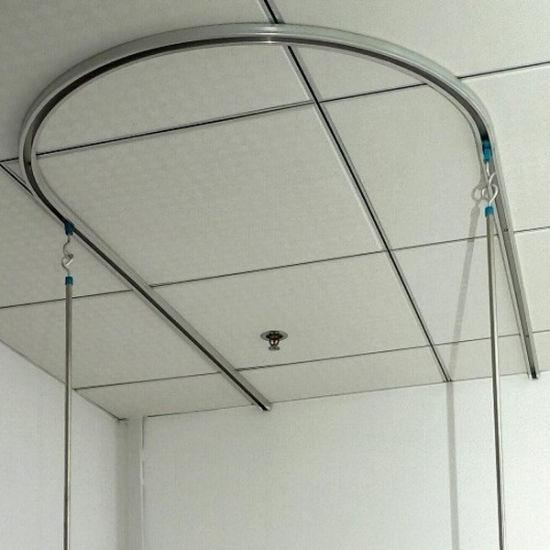 china bendable aluminum hospital
