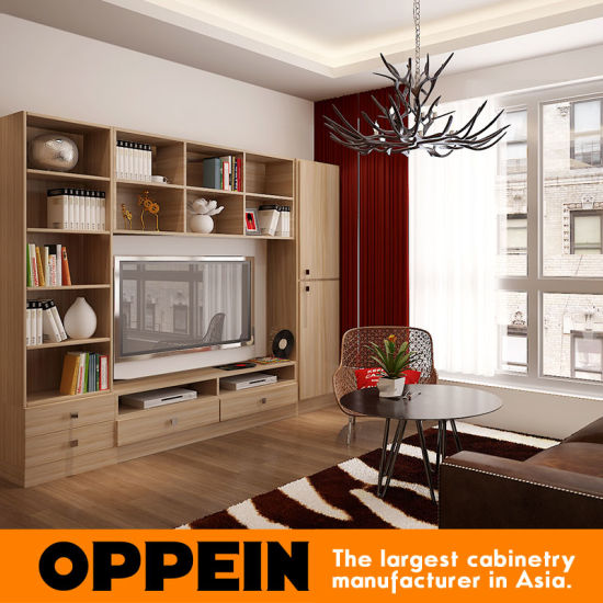 Vietnam Apartment Modern Wood Grain Living Room Home Furniture Set Op15 House2