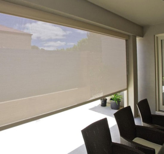 china wholesale electric patio blinds