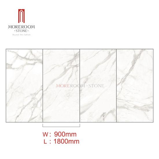 china natural stone calacatta white artificial stone supplier foshan mono building material co ltd